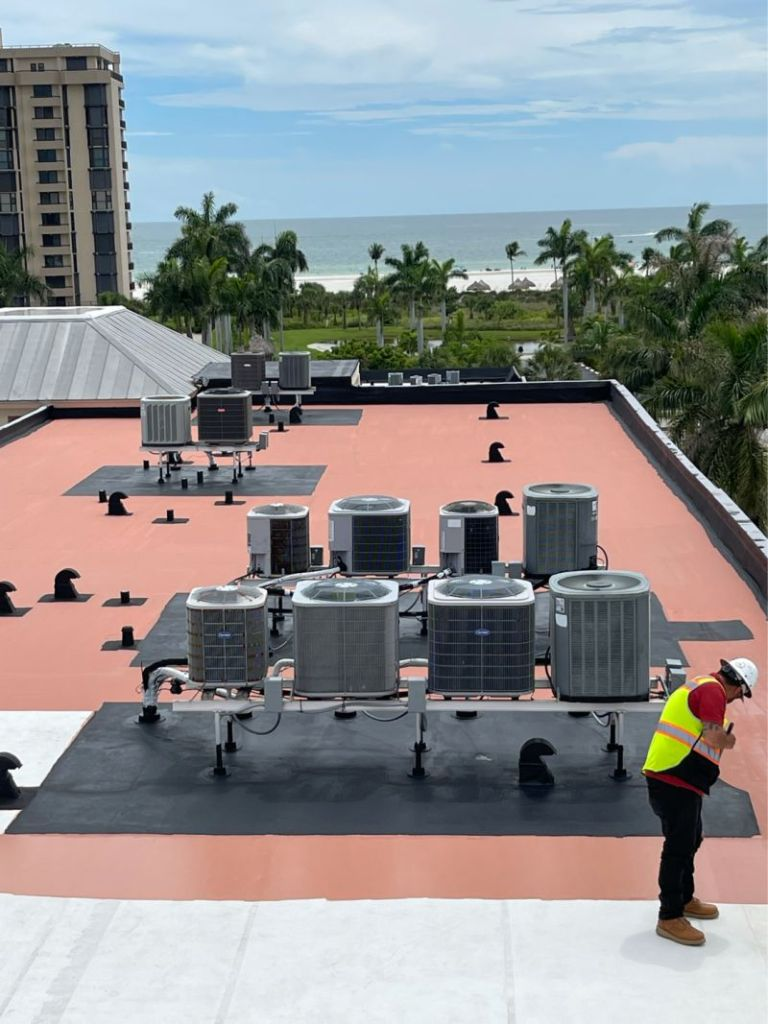 Marco Island commercial roofing