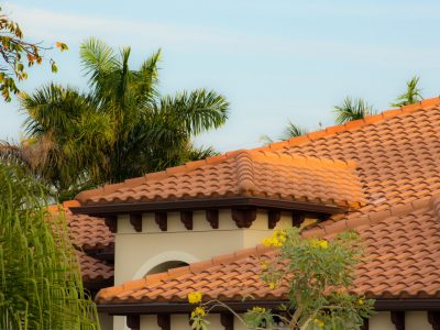 Florida Red Roof